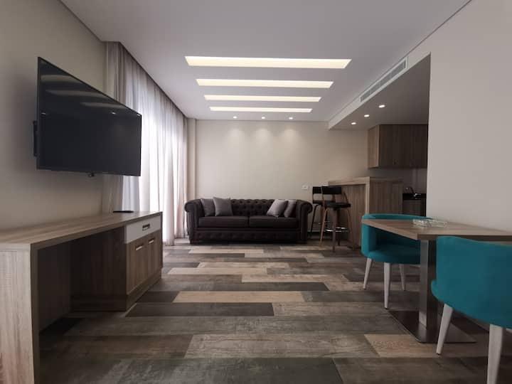 Boutique Haya hotel, Deluxe Suite + Jacuzzi