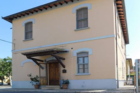 Holiday apartment with 2 bedrooms on 95m² in Alberese