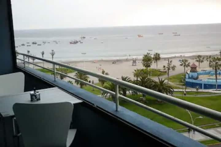 Departamento frente Playa Cavancha Iquique