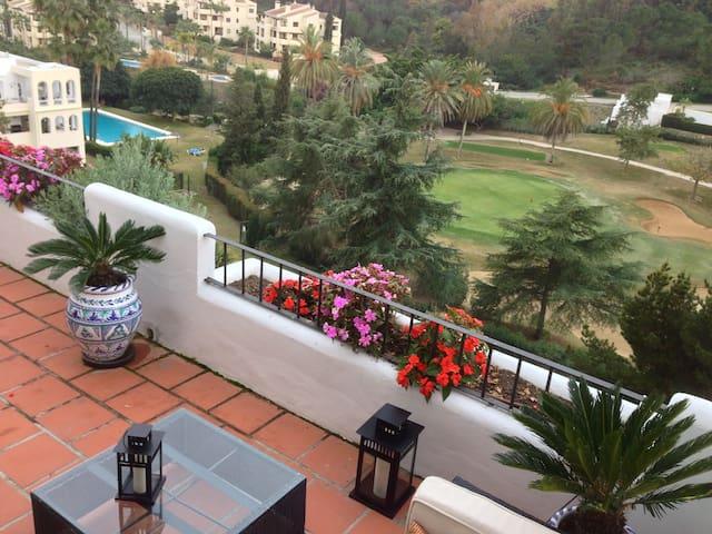 Penthouse La Quinta Golf Resort Marbella