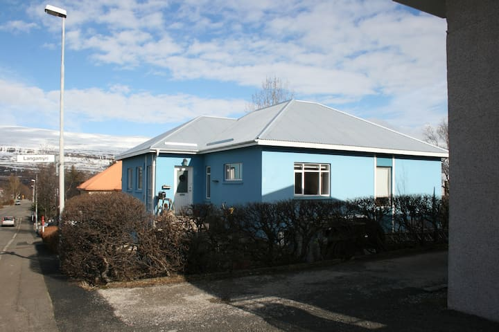 Comfortable family home. - Akureyri - 獨棟
