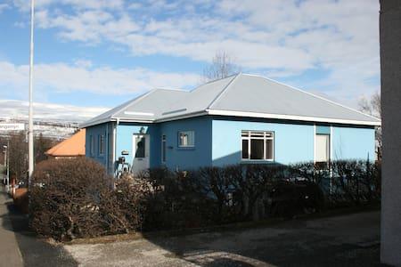 Comfortable family home. - Akureyri - Haus