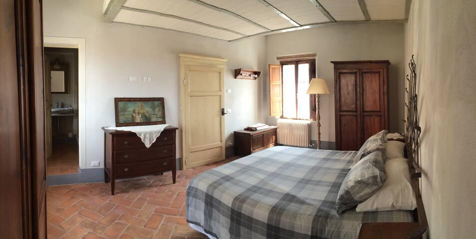 Appartamento d'epoca a Chiusure - Chiusure - Apartament