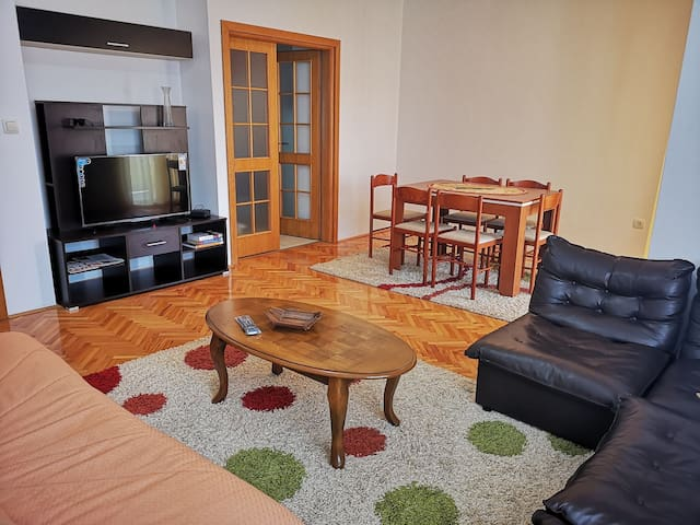 Comfortable apartment in Podgorica-up to 3 persons