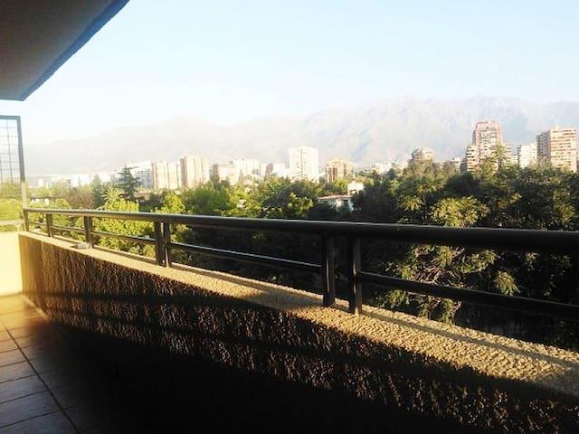 Habitación en Las Condes - Metro Escuela Militar