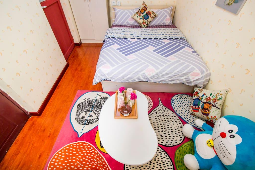 卧室(1.5*2米米)
