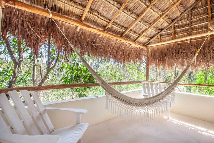 Beautiful Loft in downtown Tulum Casa de la Luz 04