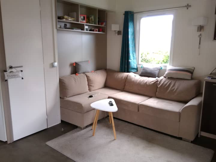 Loue Mobil home 4 couchages