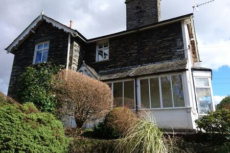 Allan Bank- Lovely Lake District Home, Windermere