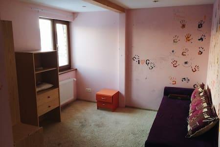 Розовая комната - Saurieši