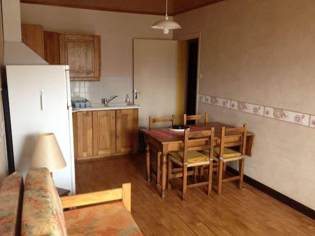 Appartement en campagne - Villard-Saint-Christophe - Huoneisto