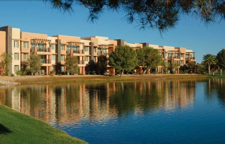 Marriott Shadow Ridge Studio - Slps 4 Golf Course