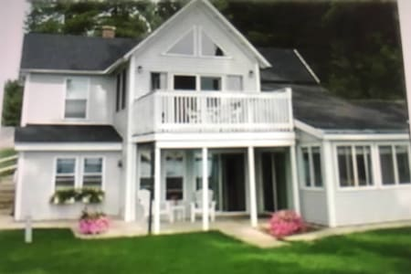 Beautiful home on Long Lake weekly - Traverse City - Talo