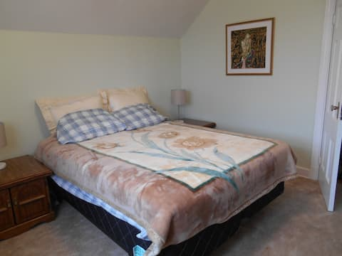 Private double room in Parker's Cove