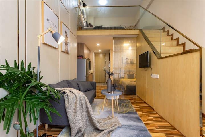 【唯梵·魔方】罗湖口岸|东门|水贝珠宝城loft公寓