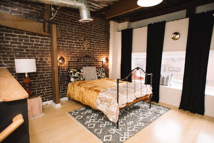 Top Loft Bedroom