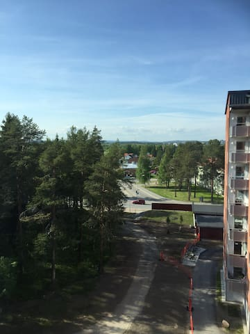 3:a Centralt på Teg - Umeå - อพาร์ทเมนท์