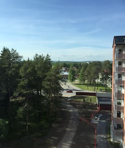 3:a Centralt på Teg - Umeå - Leilighet