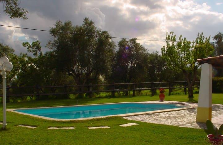 Melan Villa, Montargil, Portalegre