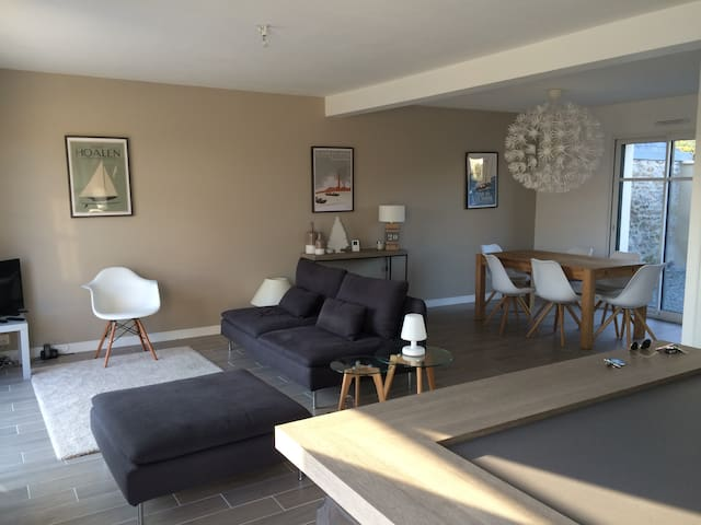 Maison tout confort au coeur de Saint Briac - Saint-Briac-sur-Mer - Haus