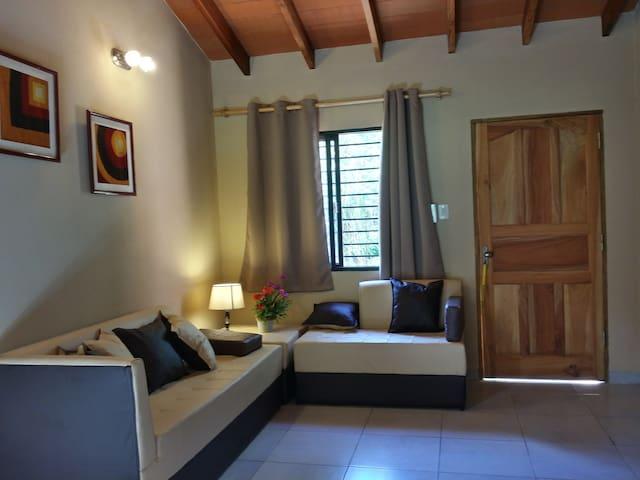 Aregua-House centro de aregua/piscina y jardin - Areguá
