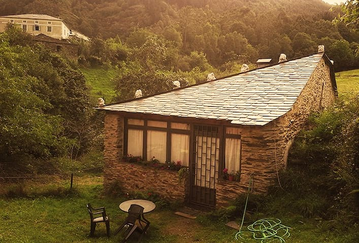 Country house in nature reserve - Asturias - Huis