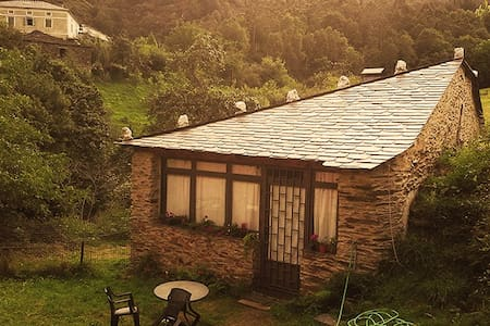 Country house in nature reserve - Asturias