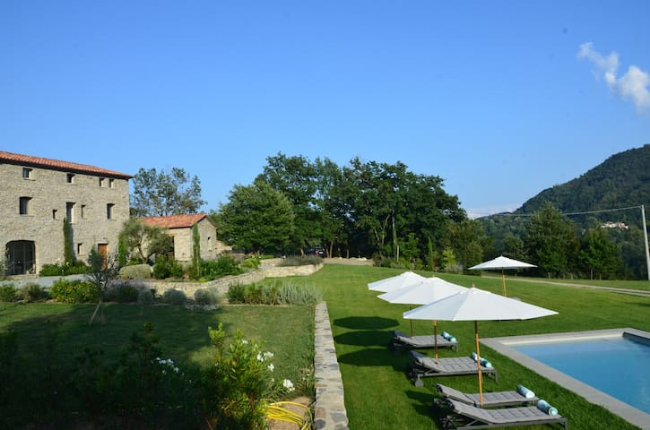 Luxury B&B in Tuscany - Family room 4#