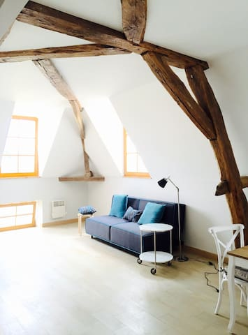 PULIGNY-MONTRACHET BEAUTIFUL FLAT FOR 4!! - Puligny-Montrachet - Apartment