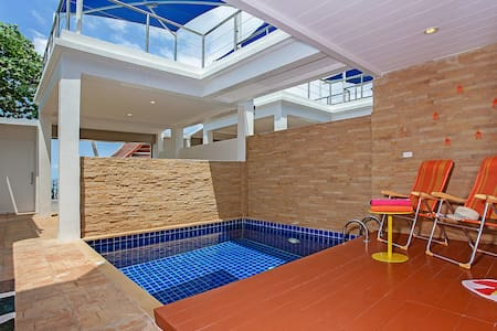 Bangsaray Beach House Villa - 2 Bedrooms - Pattaya - Villa