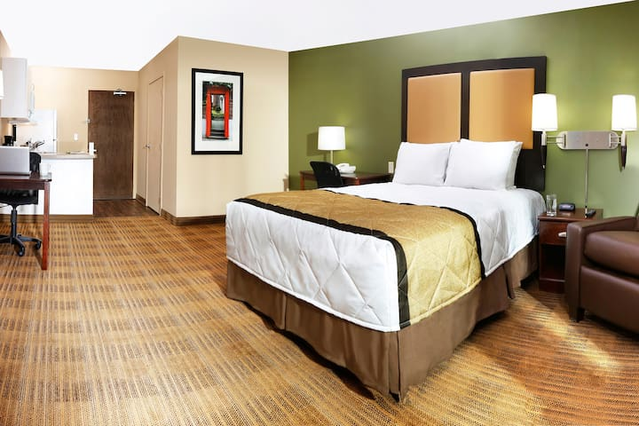 Bed in room - Bothell - Bed & Breakfast