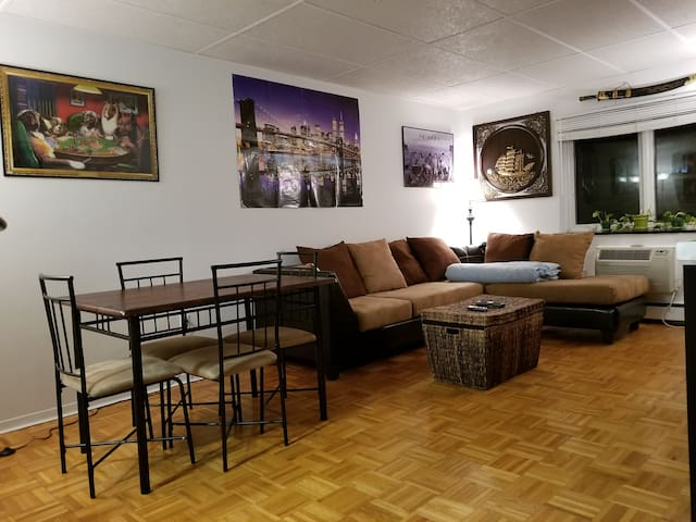 Cozy 1BR Apt with a View in the Heart of Cambridge