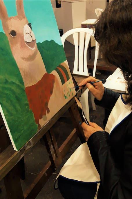 Inspiración andina