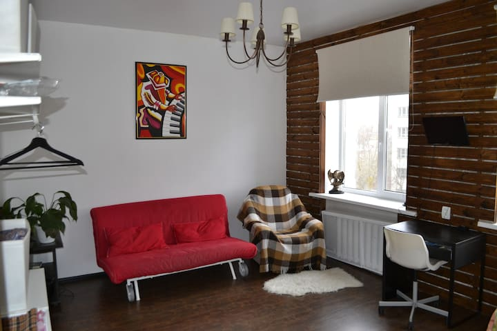 Уютная квартира в центре Смоленска! - Smolensk - Apartment