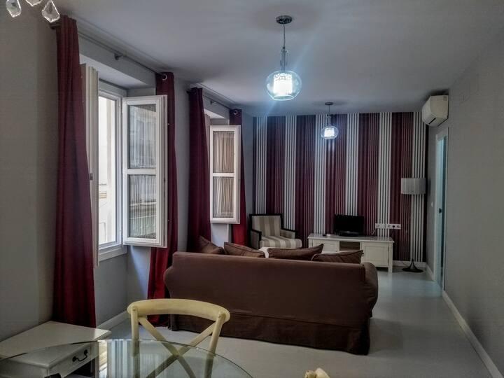 Apartamento 1 dormitorio - 2 personas