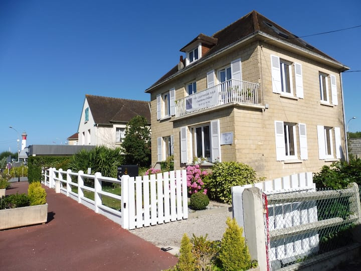 The lighthouse B&B pour 7 personnes
