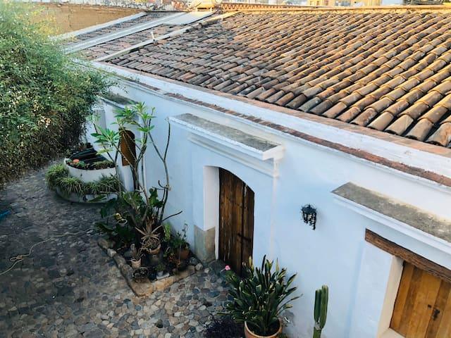 Encantadora casa auténtica en el centro de Oaxaca
