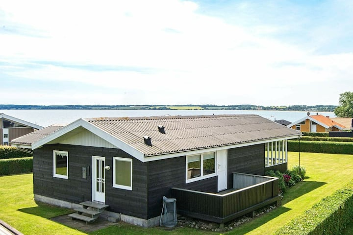 Serene Holiday Home in Juelsminde with Terrace