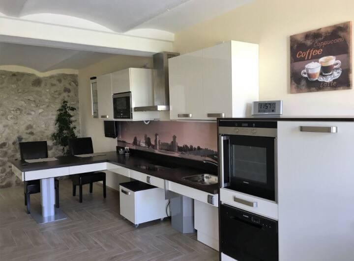 Ferienhof Linow Wohnung 5, Rollstuhlgerecht *****
