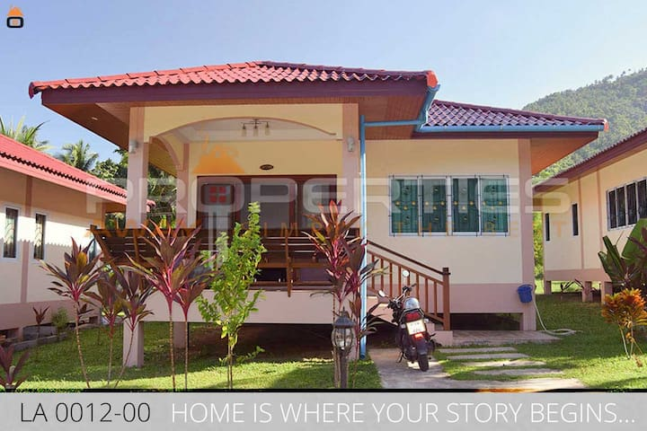 1 Bedroom House with big Terrace, Lamai