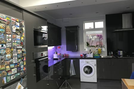 Cosy and modern newly renovated house, near town!
