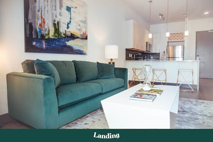 Landing | Luxury Apartment in Southside, near UAB and more! (ID9)