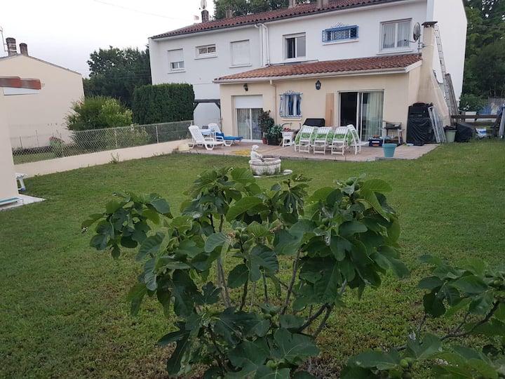 Maison à Bordeaux 2