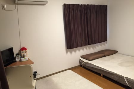 10㎡ spacious room with Double Bed - Hanyu