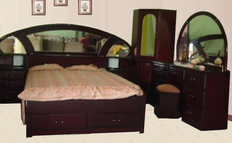 Habitación confortable - peal de becerro - House