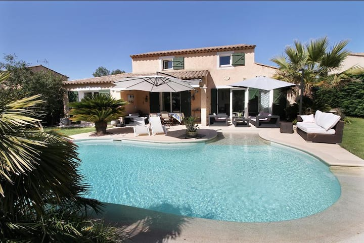 Villa 58 - Elegant villa in sunny Cote d'Azur