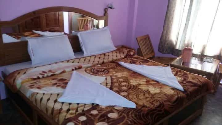 'Cool and Homely Place in Manali'