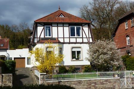 Vakantiehuis in Barockstadt Bad Karlshafen - Bad Karlshafen - Hus