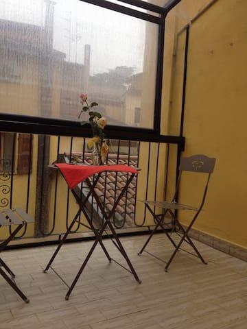 doble a.c.wifi tv centro de Bolonia - Boloña - Bed & Breakfast