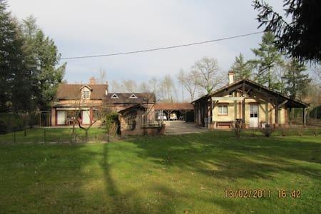 GITE EN SOLOGNE - Ménestreau-en-Villette